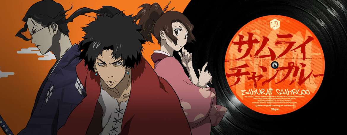 Samurai Champloo - The Three (Unwilling) Muskerteers