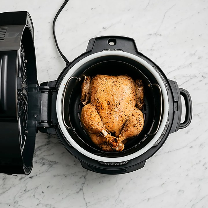 ninja foodi rotisserie chicken.
