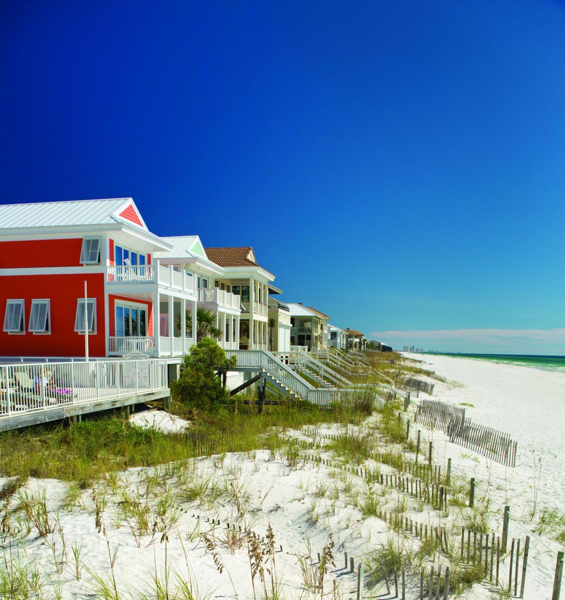 Beach Houses Amp Townhome Rentals Panama City Beach FL