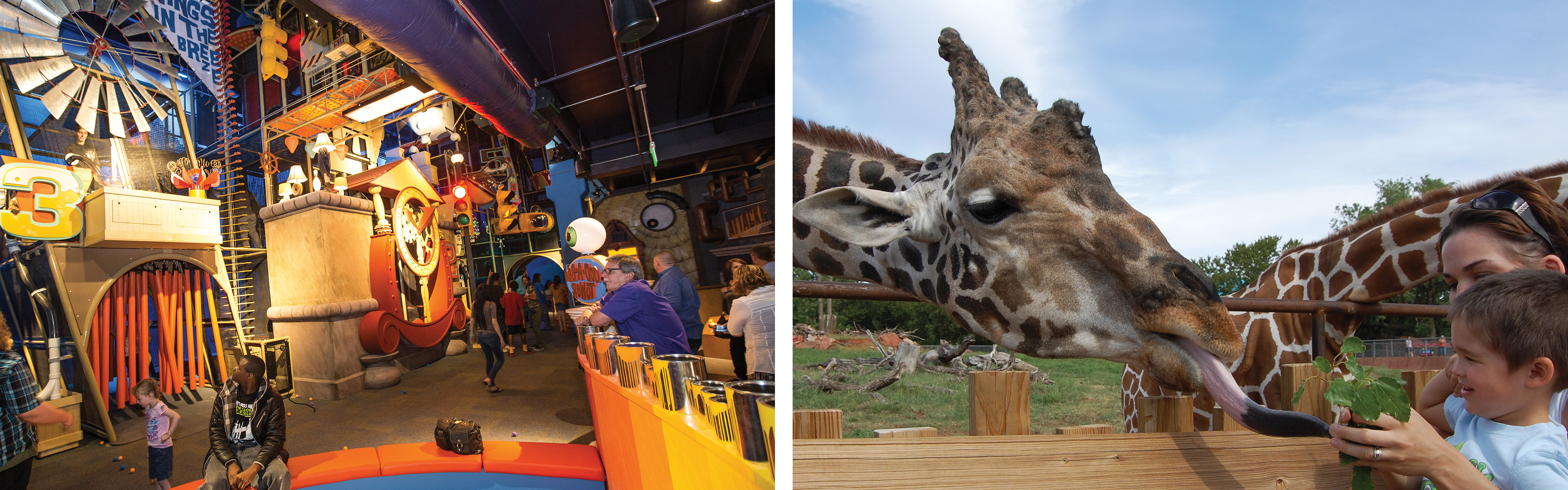 Things To Do With Kids Amp Family Fun In Oklahoma City