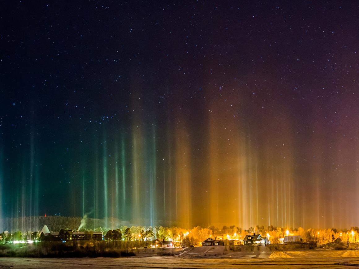 Northern Lights Cones