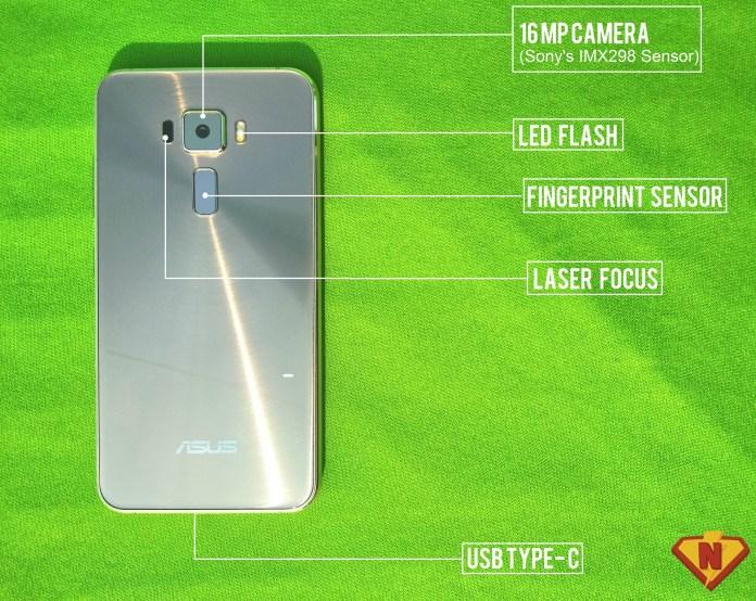 Asus Zenfone3 Specs