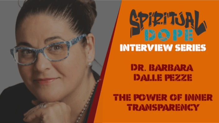 Dr. Barbara Dalle Pezze is a guest on Spiritual Dope