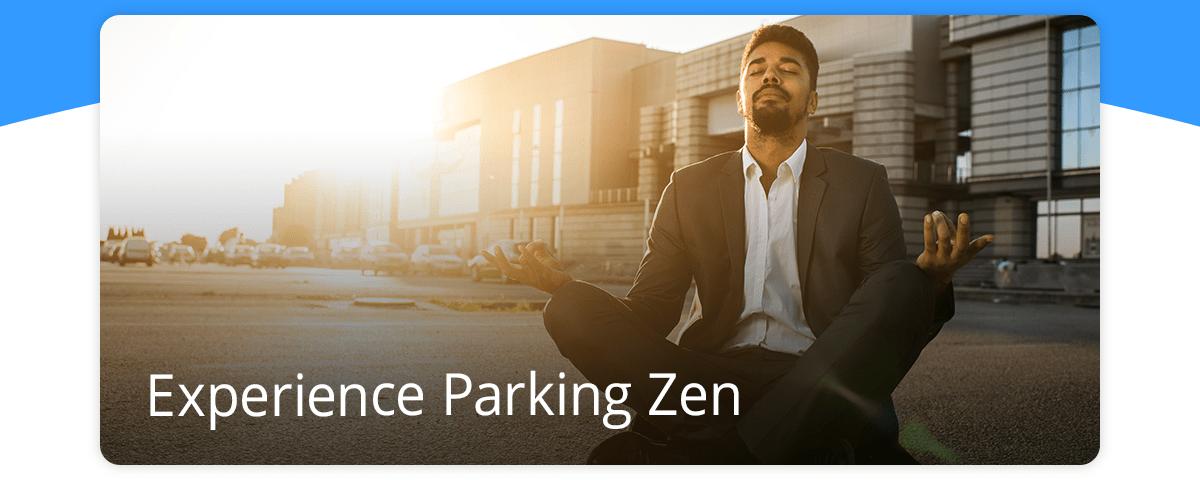 Experience Parking Zen