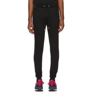 Diesel Black P-Tajo-J Lounge Pants