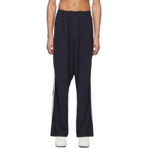 Random Identities Navy 2-Stripe Lounge Pants