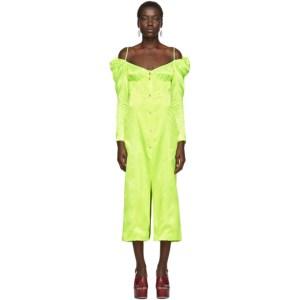 Supriya Lele Yellow Bodice Dress