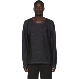 Deepti Reversible Grey Long Sleeve T-Shirt