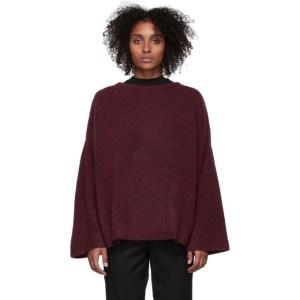 Won Hundred Burgundy Brook Sweater