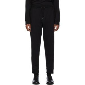 Craig Green Black Laced Lounge Pants