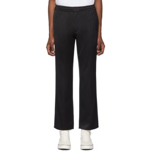 Second/Layer Black Track Pants