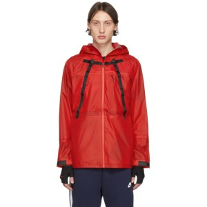 Nike Red MMW Edition NRG X SE Jacket