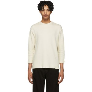 Billy Off-White Thermal T-Shirt