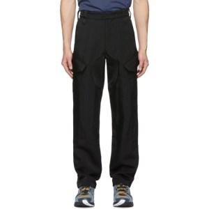 Affix SSENSE Exclusive Black Service Cargo Pants