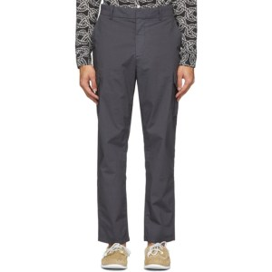 Tiger of Sweden Grey Clone Cargo Trousers