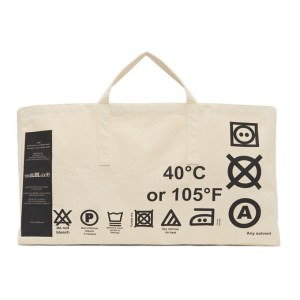 Rokh Off-White Special Project Tote
