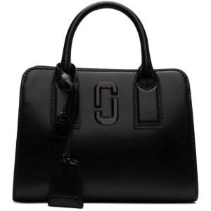 Marc Jacobs Black Little Big Shot Bag