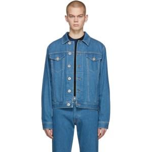 Lanvin Blue Denim Jacket