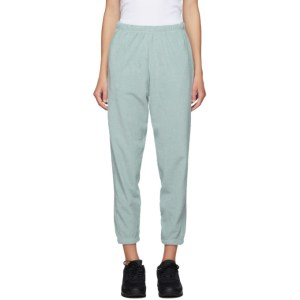 Gil Rodriguez SSENSE Exclusive Blue Terry Beachwood Lounge Pants
