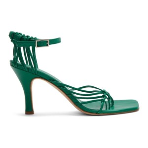 Christopher Esber Green Valletta Sandals