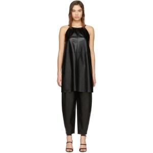 Aeron SSENSE Exclusive Black Clementine Dress