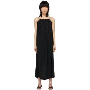Rika Studios Black Malibu Dress