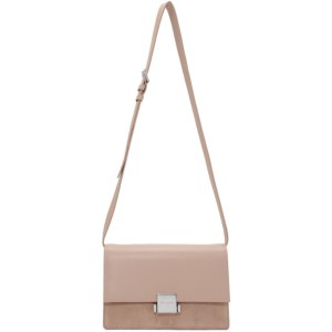 Saint Laurent Pink Bellechasse Satchel Bag