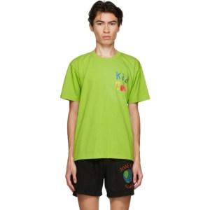 Kids Worldwide Green Kids Rule T-Shirt
