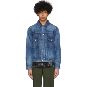 Visvim Blue 101 Denim Jacket
