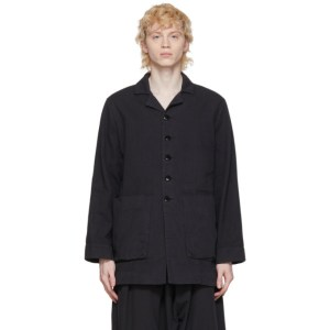 Toogood Black The Photographer Jacket