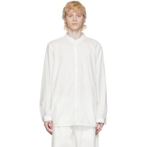 Toogood White The Botanist Shirt