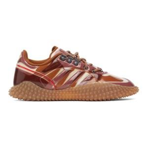 Craig Green Pink and Brown adidas Edition CG Polta AKH I Sneakers