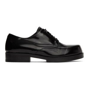 1017 ALYX 9SM Black Leather Derbys