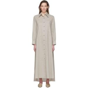 Julia Jentzsch Grey Xera Fina Shirt Dress