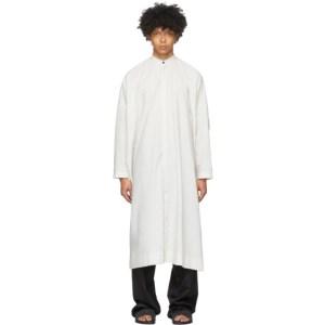 Jan-Jan Van Essche White Striped 78 Shirt