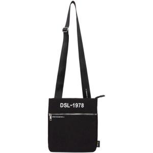 Diesel Black F-Urbhanity Messenger Bag