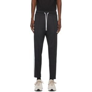 Diesel Black P-Chrome Sweatpants