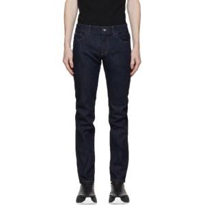 Dolce and Gabbana Indigo Skinny Jeans