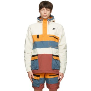 Nike Multicolor NSW Hooded Jacket