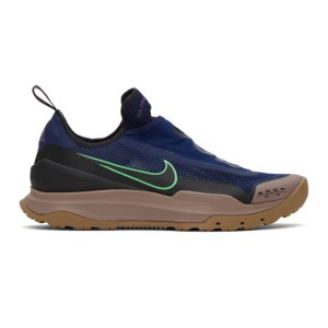 Nike Blue ACG Zoom Air Sneakers