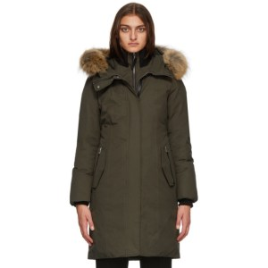 Mackage Green Down Harlowe Coat