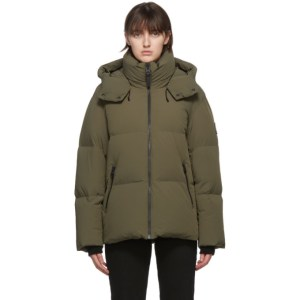 Mackage Khaki Down Shani Coat