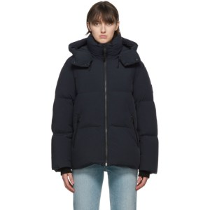Mackage Navy Down Shani Coat