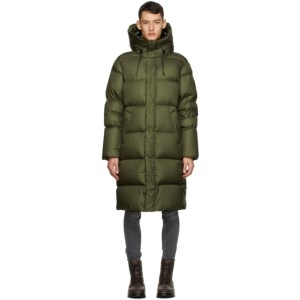 Mackage Green Down Elio Coat