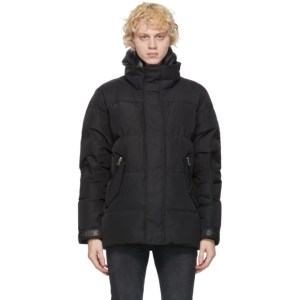 Mackage Black Down Riley Jacket