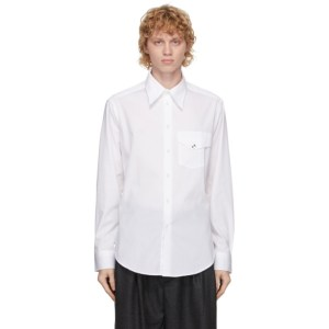 House of the Very Islands White Classic Cut Shirt