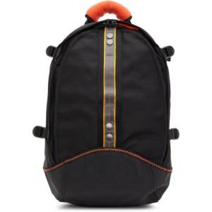 Parajumpers Black Taku Backpack