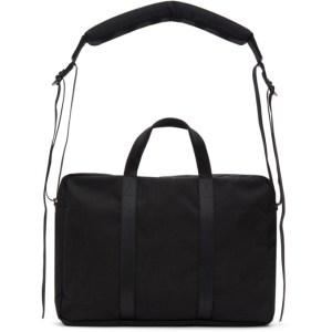 Comme des Garcons Homme Deux Black Porter Classic Edition Nylon Briefcase