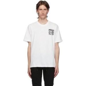 Stolen Girlfriends Club White Stolen Eyes T-Shirt