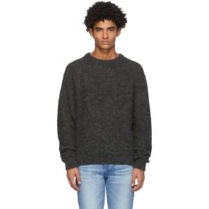 Moussy Vintage Grey Alpaca MVM Sweater